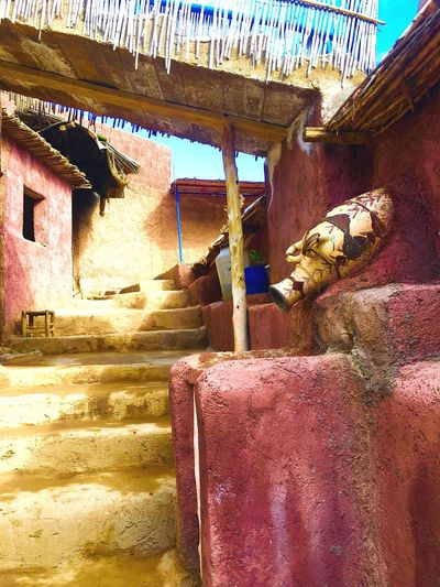 Enjoying Life EyeEm Beautiful Vacations Architecture Lembraças Marrakech Red House