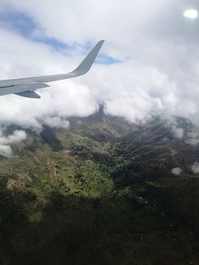 Sky Mountain Cloud - Sky Blue Landscape Vacations