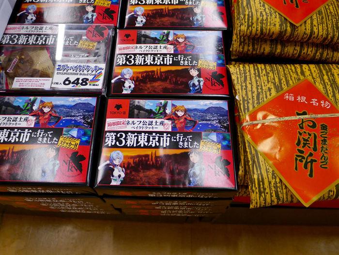OMG!!!!  Souvenir Souvenirshop エヴァンゲリオン 何でこんなの撮っちゃったんだろう OMG 😬Why Did I Take Such One😔 箱根