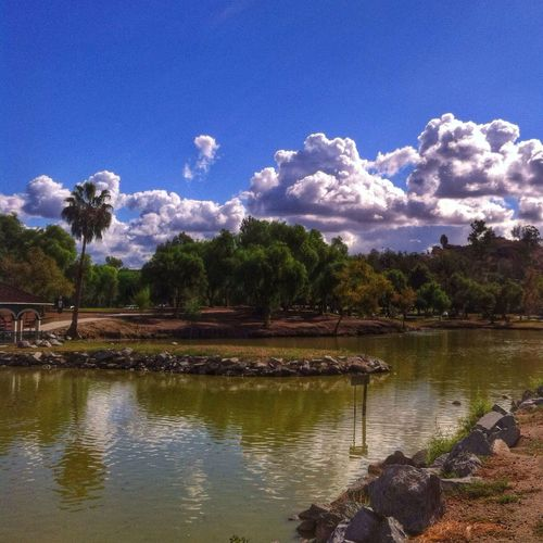 EyeEm Nature Lover Clouds And Sky Lake Nature