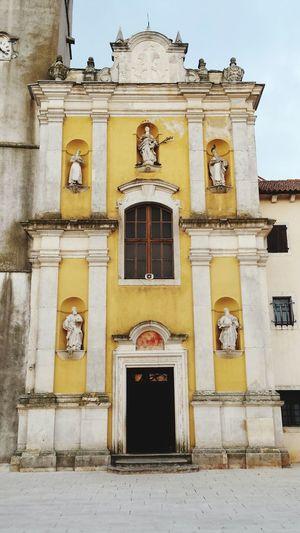 Church in Sveti Petar u Šumi (Istria, Croatia) Church Sveti Petar U Sumi Sveti Petar U Sumi Istria Istra Croatia Statues Architecture & Statues Architecture Religion