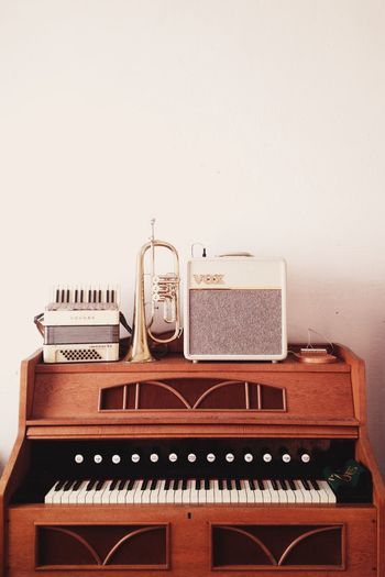 Music Instruments Vintage Acoustic Organ Accordion Guitar Amplifier Kalimba Flugelhorn Brass