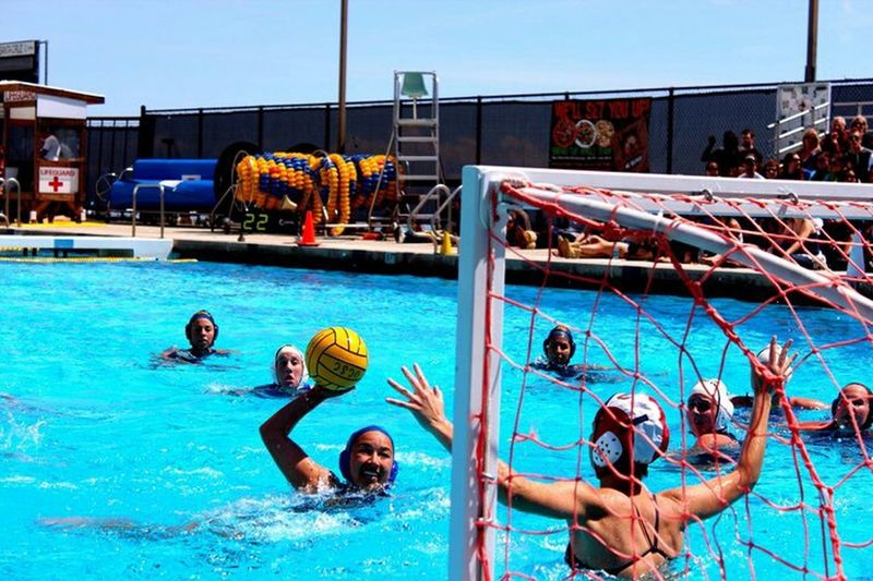 Snapshots Of Life Water Polo Water Polo✌ In The Pool Pool Time Sports Photography College Team Enjoying Life California