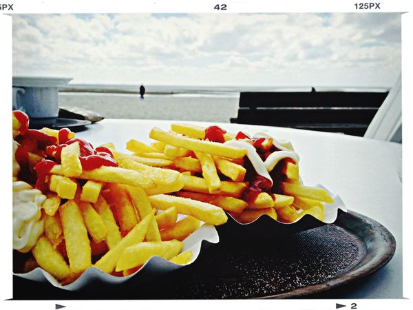Wat mutt, dat mutt . Insel Föhr Nordsee Food Porn