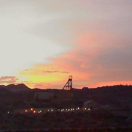 Sunset above copper mine.Sky Clouds Coppermine Photo provided by @Janie Foerster.