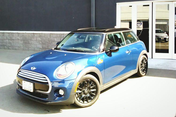Finally clean again! Mini Mini Cooper