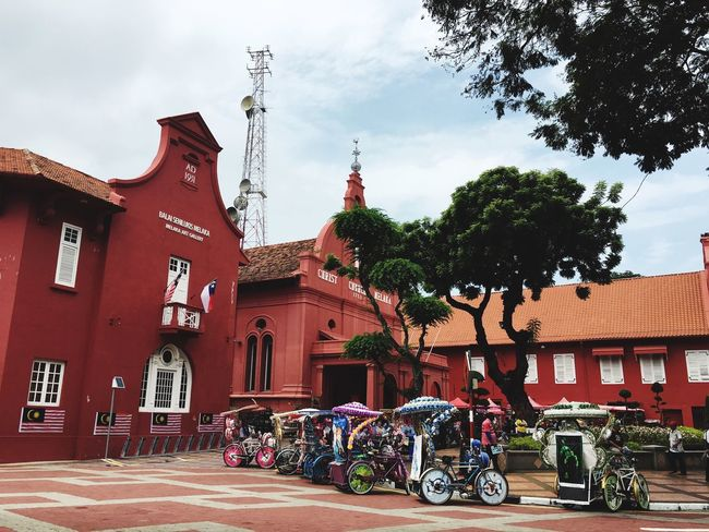 Melacca Malaysia Architecture Church Weekend Travel Historical Building