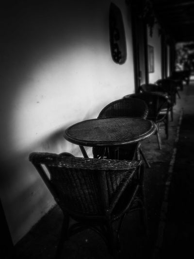 Bw Bw_collection Blackandwhite Black And White Black & White Shadow Black Old Oldtown Streetphotography darkness and light Art Artistic Photo Photography Photographer Photo Photooftheday Stunning Shadows & Lights Point Of View Artistic Chair Sorrento Italy Vintage Historic Focus On Shadow Outdoor Cafe Historic Building