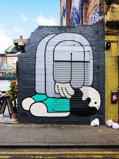 StreetArtEverywhere Streetartphotography STRRET ART/GRAFFITI London Londra LONDON❤ Londres England🇬🇧 UrbanART Street Art Urbanarts Graffiti Art Graffiti Graffiti & Streetart