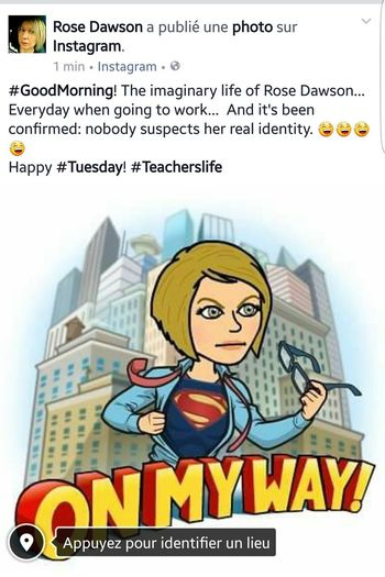 Goodmorning happy Tueday Teacherslife
