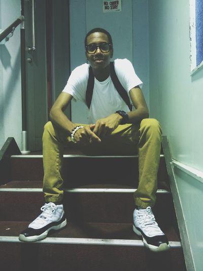 Chillin Jordan Concords Sneakerhead  Kotd