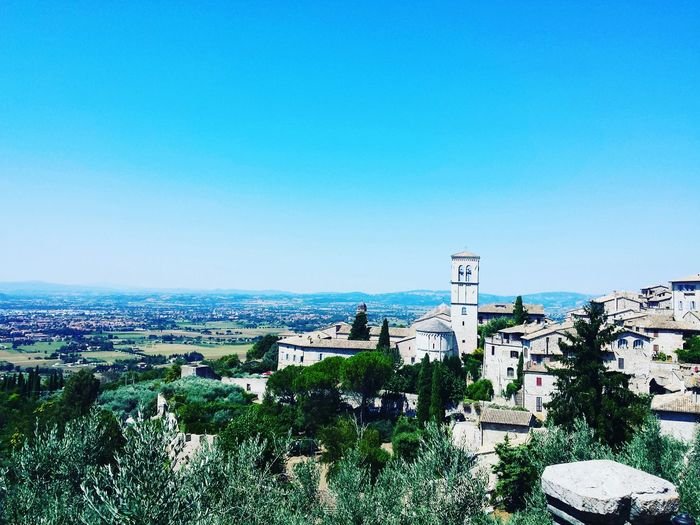 Bellissima Assisi 😍 Panoramaumbro Assisi, Italy Colori Panorama Vista Viaggiando Likeforlike