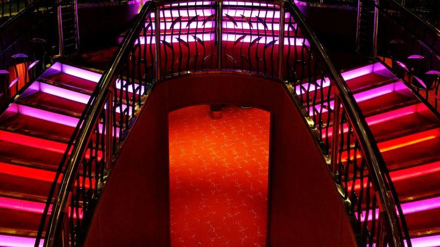 Geometry Minimalism Simplicity Pure Clarity Smart Simplicity Stairway Stairs Colorful Stairways