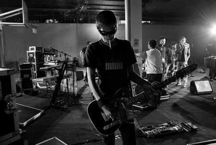 Fender Telecaster That's Me Blackandwhite Makingvideo