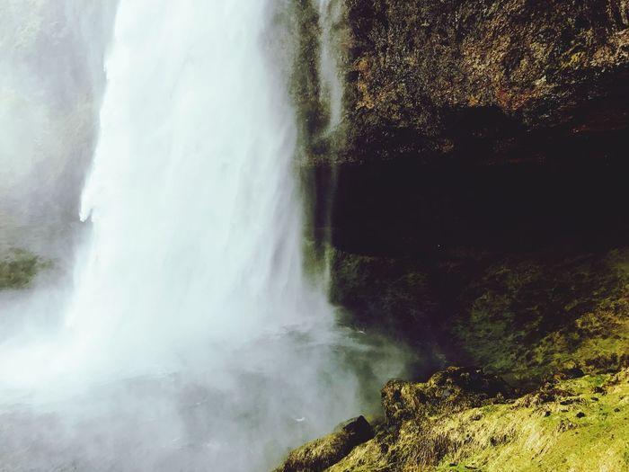 Iceland Watterfall