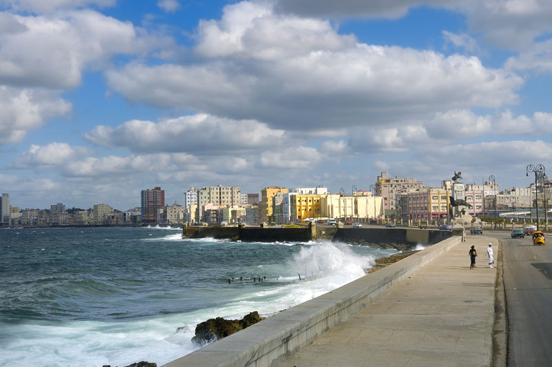 Architecture Been There. Cuba Cuba Collection Havana Malecon Outdoors Sky Urban
