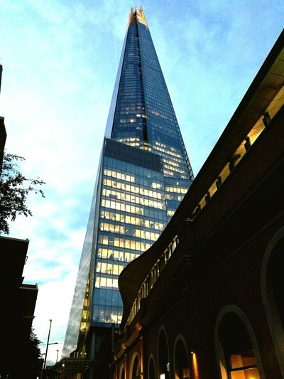 The Shard in