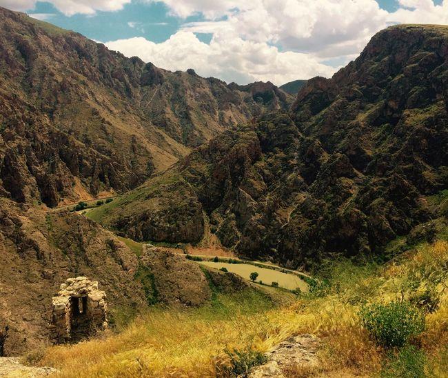 Valley Nature Mountain View Sivas Landscape Scenic National Geography Divrigi