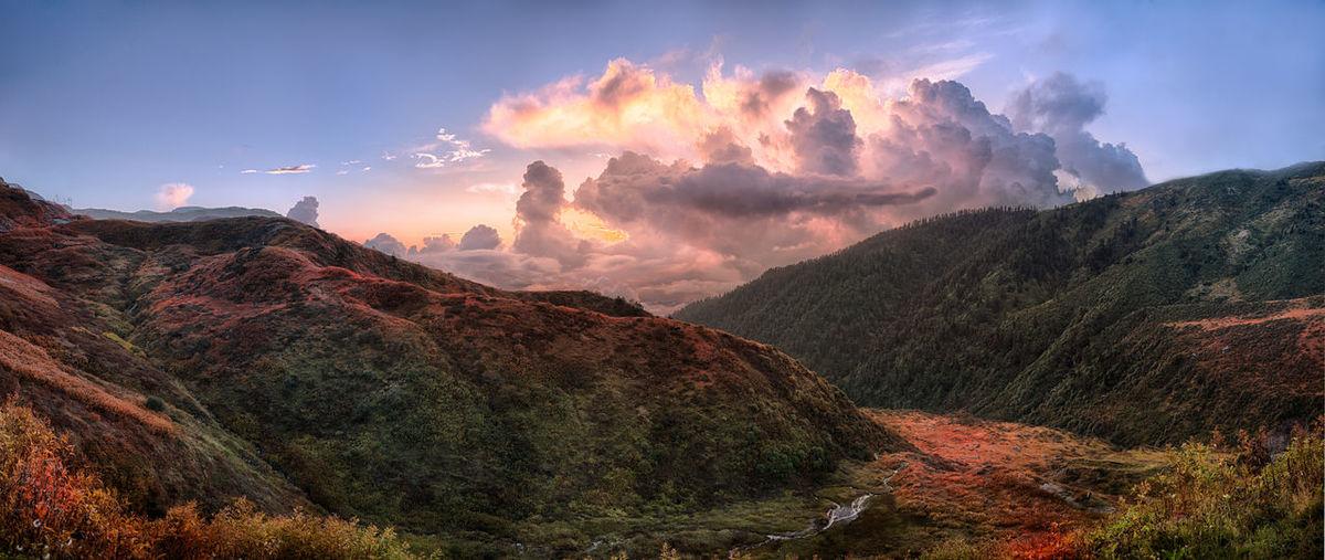 Cloud Fall