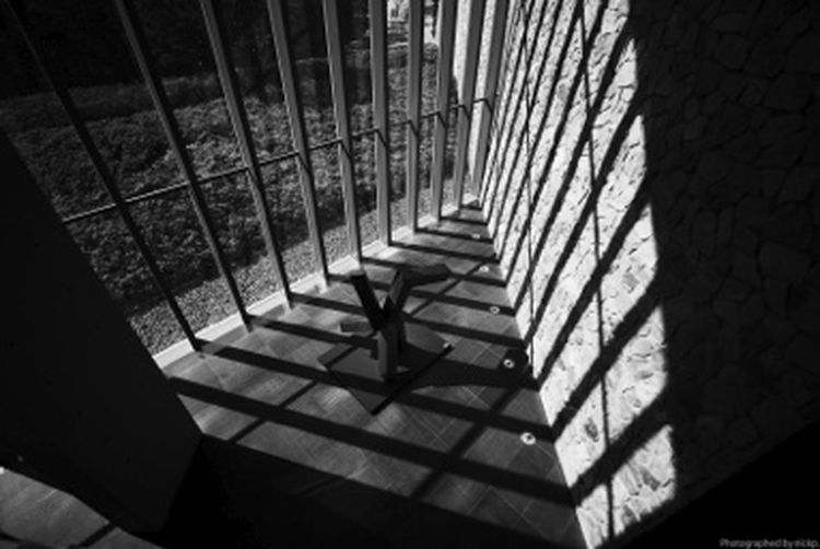 강원도 원주 뮤지엄 산. Tadao Ando Museum San