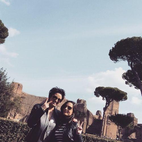 Caracalla TermediCaracalla 1marzo Domenicaalmuseo museigratis Roma igersroma igersitalia igersmusei instaRoma monuments Rome beautifulcity