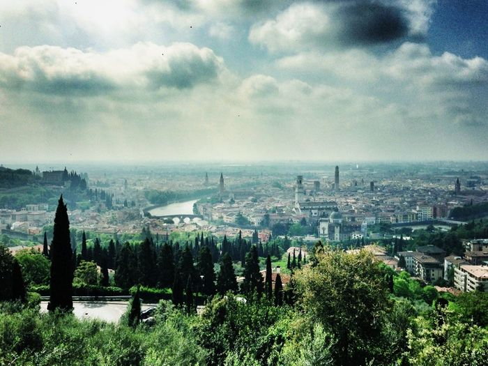 City Skyline Verona City View