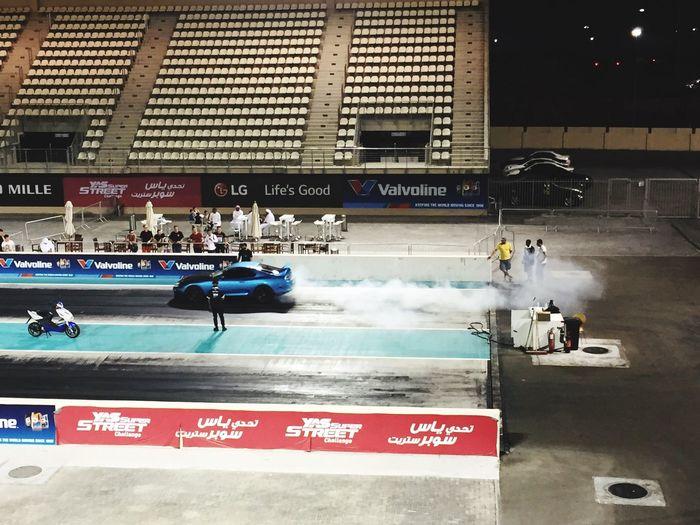 Car Race Big Money Drag Dragonfly UAE Abudhabi Weekend GoodTimes