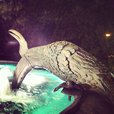 Wundervoller Kitsch! #Brunnen Brunnen