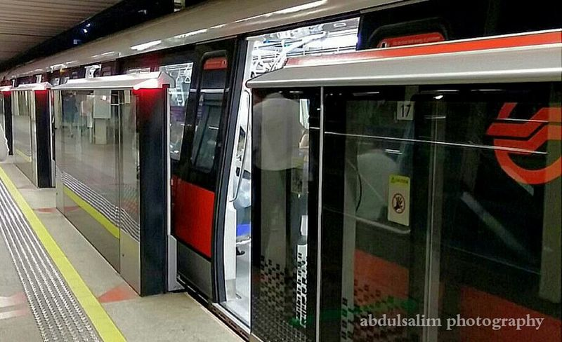 Mrt Subway Train OppoFind7a Android