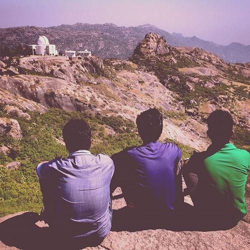 Onceuponatime 3000feet Gurushikhar Destination