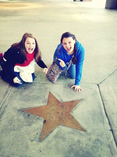 Amstar Walk Of Fame(;