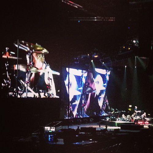 It's all about the drummer, baby! #depechemode #christianeigner #teameigner #drummer #drums #deltamachine #düsseldorf #music #gigs Drummer Music Drums Gigs Düsseldorf Depechemode Teameigner Christianeigner Deltamachine