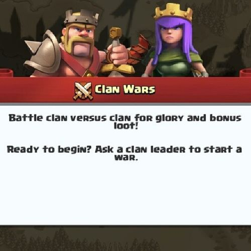 Clan Wars Update, finally ??? CoC Clashofclans ClanWars