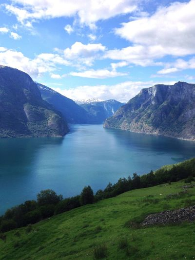 Naerøyfjord, Norway. Beautiful atmosphere and awesome point of views. Cannot breath in front of this. 🇳🇴 Hello World Enjoying Life North Roadtrip Endoftheworld