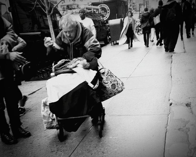 😔 Social Issues City Street Real People Men Full Length Outdoors Adults Only Needyourhelp Day Blackandwhite Photography EyeEmNewHere Eyemphotography Fresh On Eyeem  Adapted To The City Uniqueness