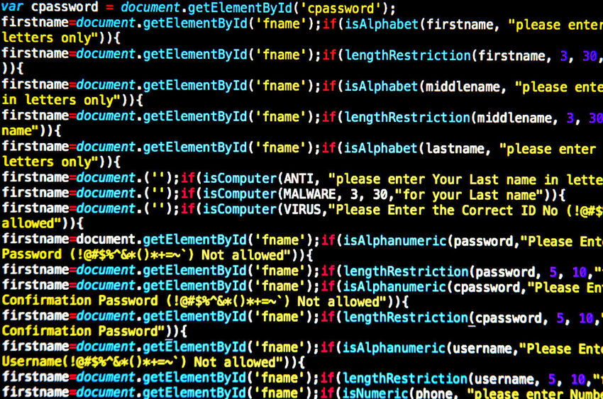 Screen of source code and abstract technology background, Developer and programming with coding, Computer virus and Mal ware attack Programming Screen Abstract Abstract Backgrounds Backgrounds Big Data Code Communication Computer Computer Crime Computer Monitor Data Day Developer Device Screen Full Frame Indoors  No People Pixelated Programming Code Source Code Technology Text