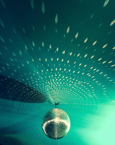 Iwantthatcamera Arts Culture And Entertainment Backgrounds Ceiling Dance Floor Disco Ball Disco Dancing Disco Lights Hanging Illuminated Indoors  Light Lighting Equipment Low Angle View Music Night Nightclub Nightlife No People Pattern Retro Styled Shiny Silver Colored Sphere