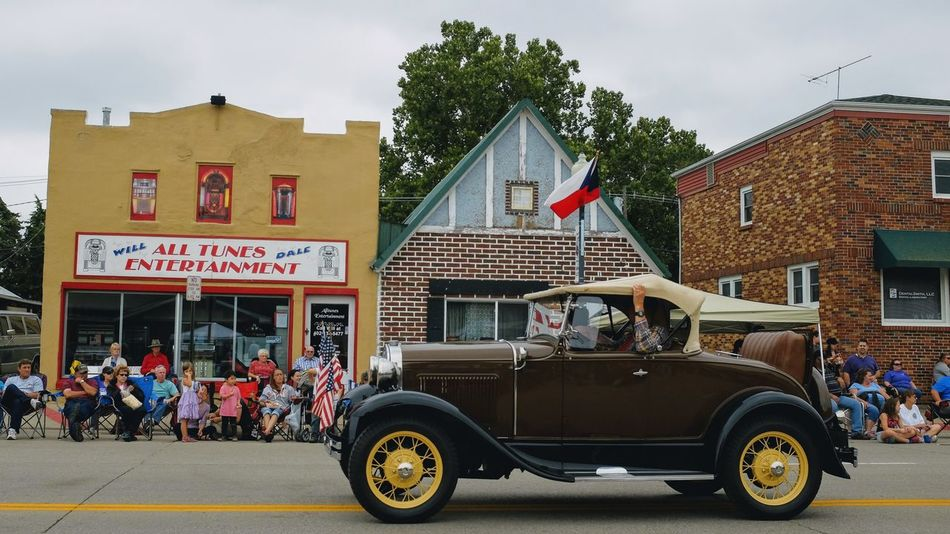 56th Annual National Czech Festival - Saturday August 5, 2017 Wilber, Nebraska Americans Antique Car Automobile Camera Work EventPhotography FUJIFILM X100S Main Street USA Nebraska Photo Essay Small Town America Storytelling Visual Journal Wilber, Nebraska Architecture Automotive Photography Autoportrait Building Exterior Built Structure Car City Cloud - Sky Culture And Tradition Czech Days Czech Festival Day House Land Vehicle Large Group Of People Lifestyles Men Mode Of Transport Outdoors Parade Photo Diary Real People Sky Small Town Stories Stationary Transportation Travel Destinations Tree Women