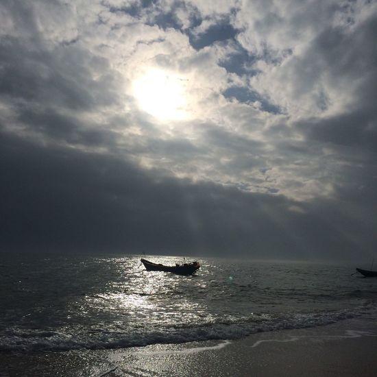 与海相遇😘爱我们的大海 First Eyeem Photo