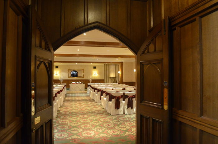#England #wedding Arch Architecture Built Structure Chair Corridor Day Door Hotel Illuminated Indoors  Luxury Hotel No People Pew Wood - Material EyeEmNewHere EyeEm Ready   The Architect - 2018 EyeEm Awards