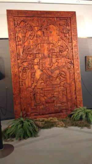 I found this master piece muesum in Roswell New Mexico its an ancient Mayan depiction of an alien visting mankind thousands of years ago. Architecture Built Structure Day No People Sculpture Outdoors Ancient Civilization Ancient History Ancient Aliens Ancient Maya Maya Maya Art art First Eyeem Photo