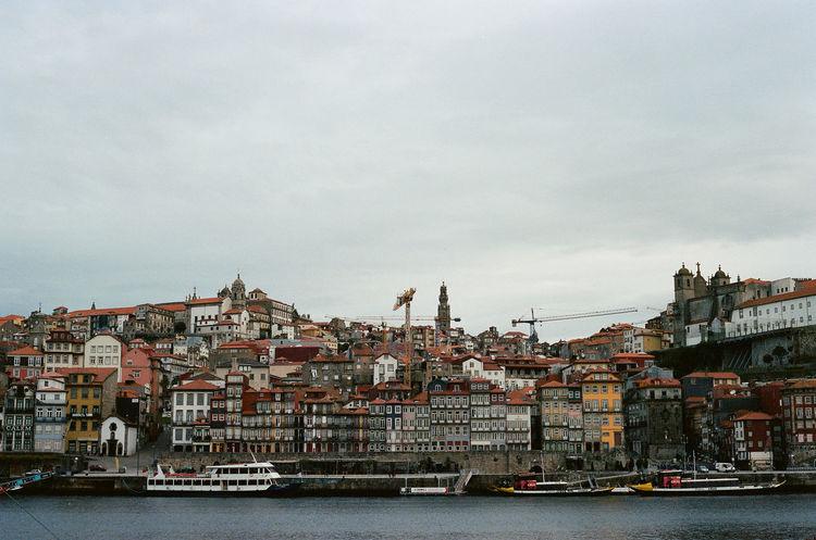 The Great Outdoors - 2017 EyeEm Awards Porto Outdoors Architecture City Cityscape Oporto Portugal Citytrip Filmisnotdead Film Photography Portra400 Canonae1 Shootfilmstaybroke