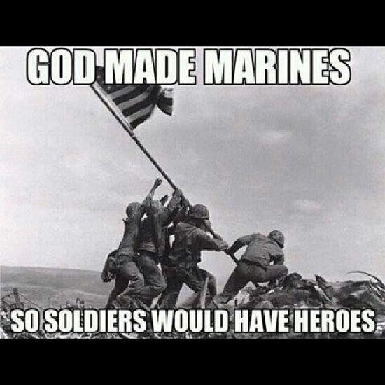 Yup Tgif Oorah USMC