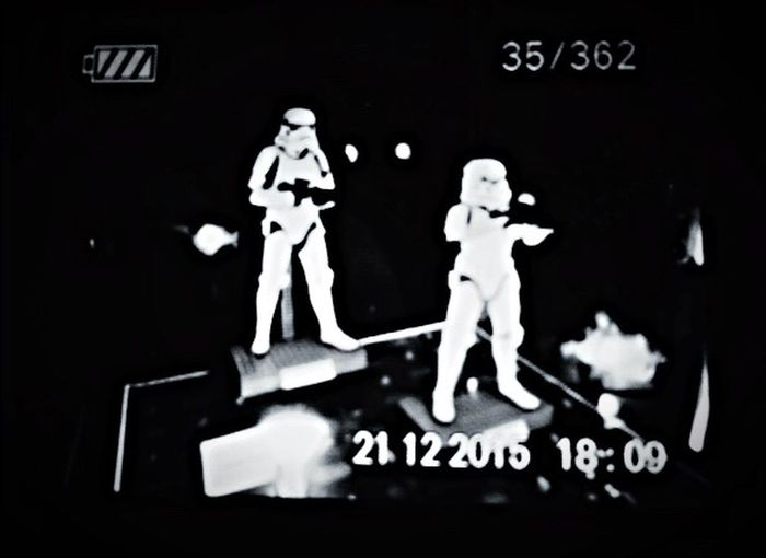Star Wars EyeEm Black And White Dark Feed Figurines  Blackandwhite Photography Black And White Collection  Blackwhite Black