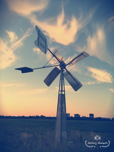 Windmill Wind Clouds Clouds And Sky Sunset Sky Sky And Clouds Nature Nature Photography Naturelovers Naturephotography Beauty In Nature Eye4photography  EyeEm Best Shots Taking Pictures EyeEm Nature Lover