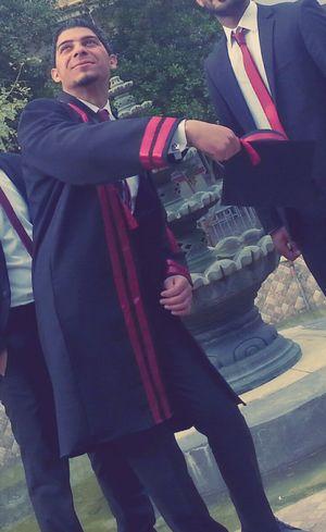 وجان اتخرج That's Me Hello World Model @baghdad University