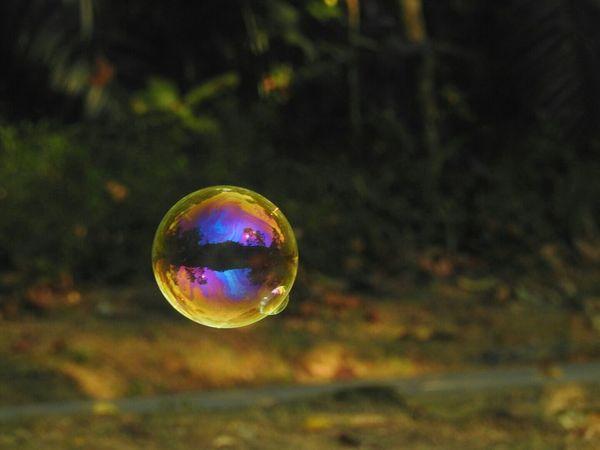 Bubbles At The Park Bubbles... Bubbles...Bubbles.... Blowing Bubbles Eye4photography  Eyeemphotography Eyeem Bubbles Park Life Bubbleology EyeEmBestPics