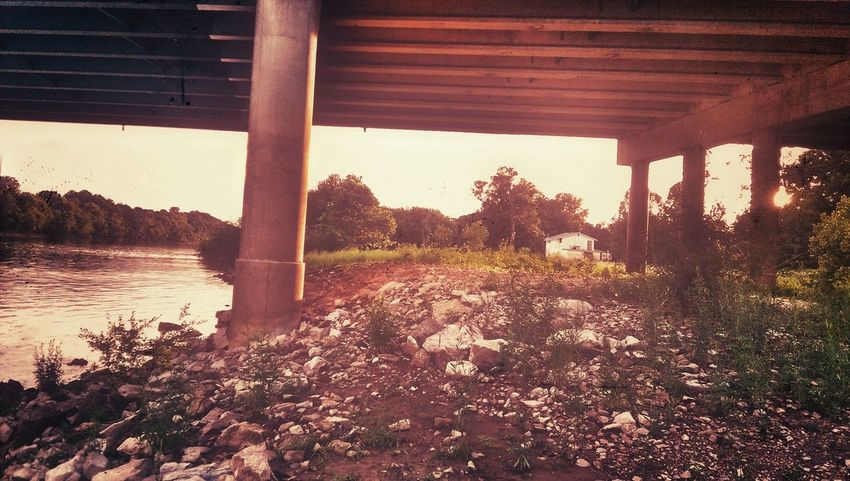 https://youtu.be/2sRFb2ybynM Wrong Turn The Impurist House Of Horror We Are Nature Underneath The Bridge Sunlight And Shadow Green Nature Meramec River Of Murder Vintage Eyes Movie Picture Mother Vs Nature