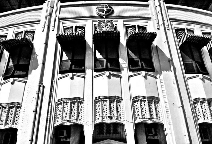 Architecture Power Lines Bw_collection Eye4black&white