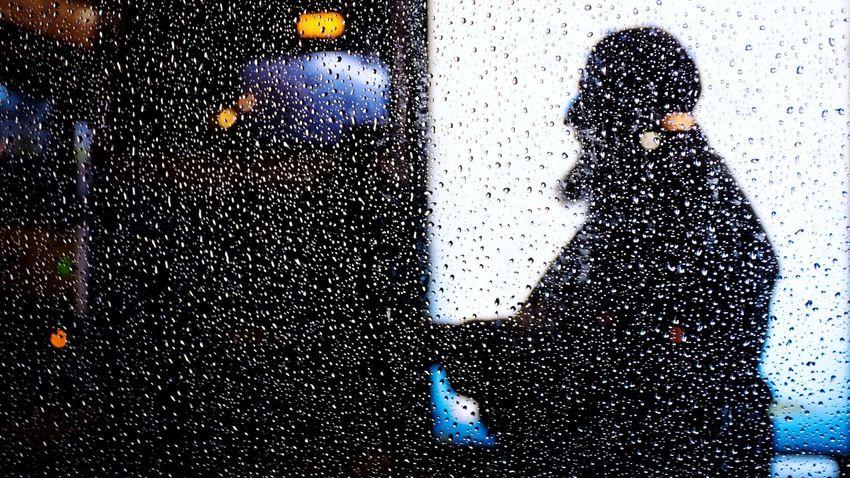 Istanbul Reflection Streetphotography People Geometry Standing EyeEm Street Photography Street Silhouettes Urban Urban Geometry Urbanphotography Light Minimal High Street Rain Pixelated Men Silhouette RainDrop Urban Scene Rainy Season Wet Drop